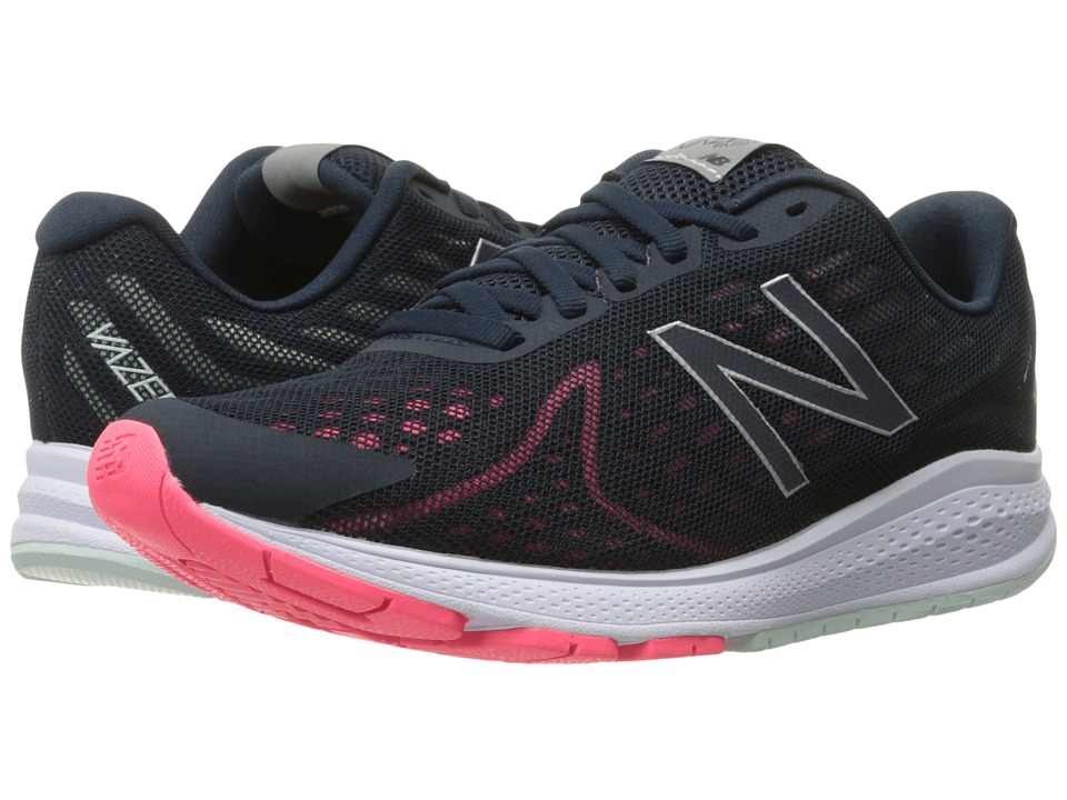 New Balance - Vazee Rush v2 (Black/Pink) Women's Running Shoes