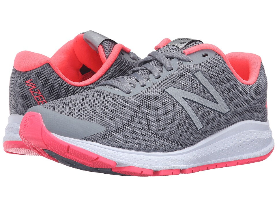 New Balance - Vazee Rush v2 (Silver/Pink) Women's Running Shoes
