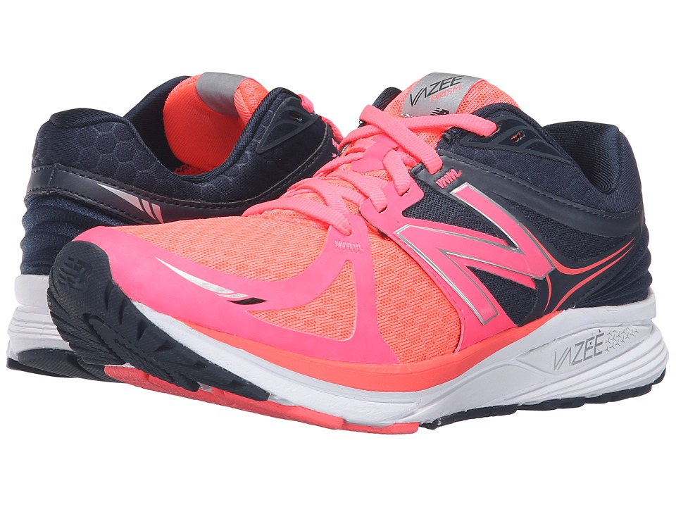New Balance - Vazee Prism (Pink/Navy) Women's Shoes