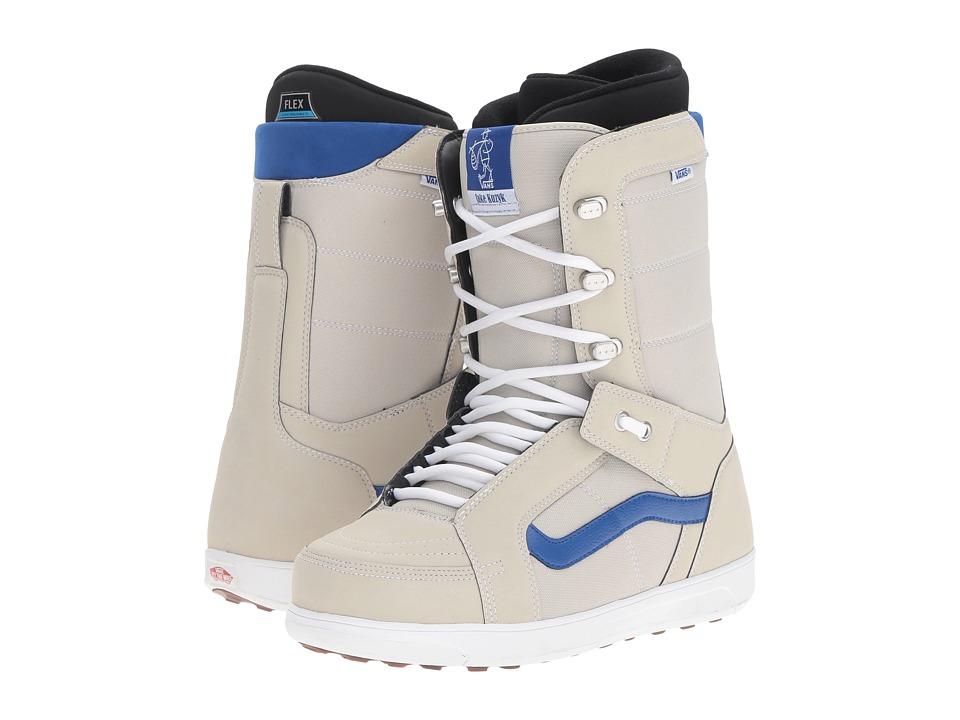Vans - Hi-Standard '17 ((Jake Kuzyk) Tan) Men's Cold Weather Boots