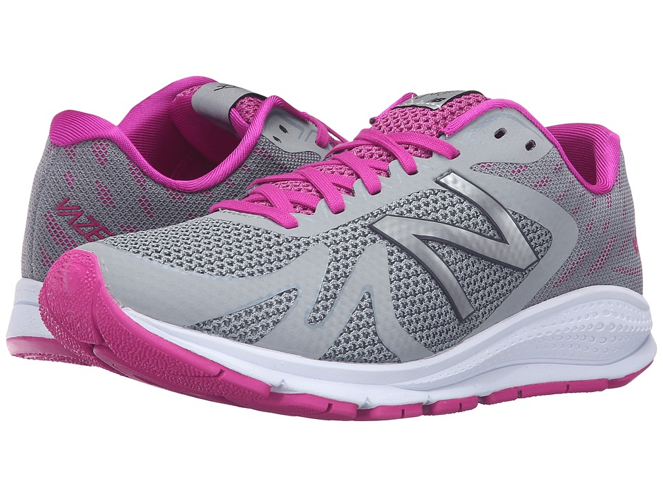 New Balance - Vazee Urge v1 (Grey/Pink) Women's Running Shoes