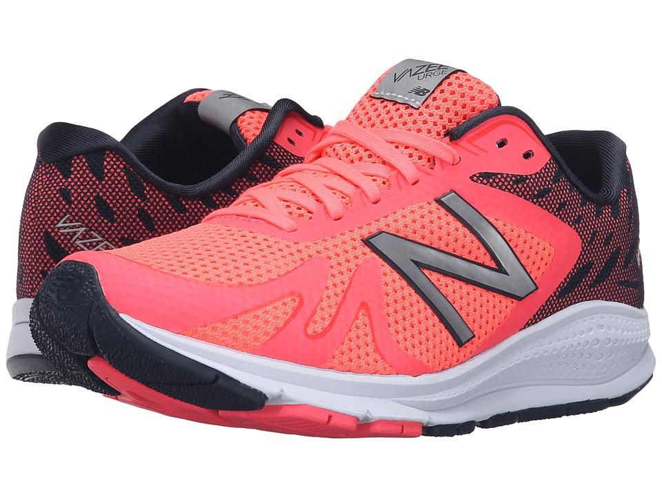 New Balance - Vazee Urge v1 (Grey/Pink) Women's Running Shoes