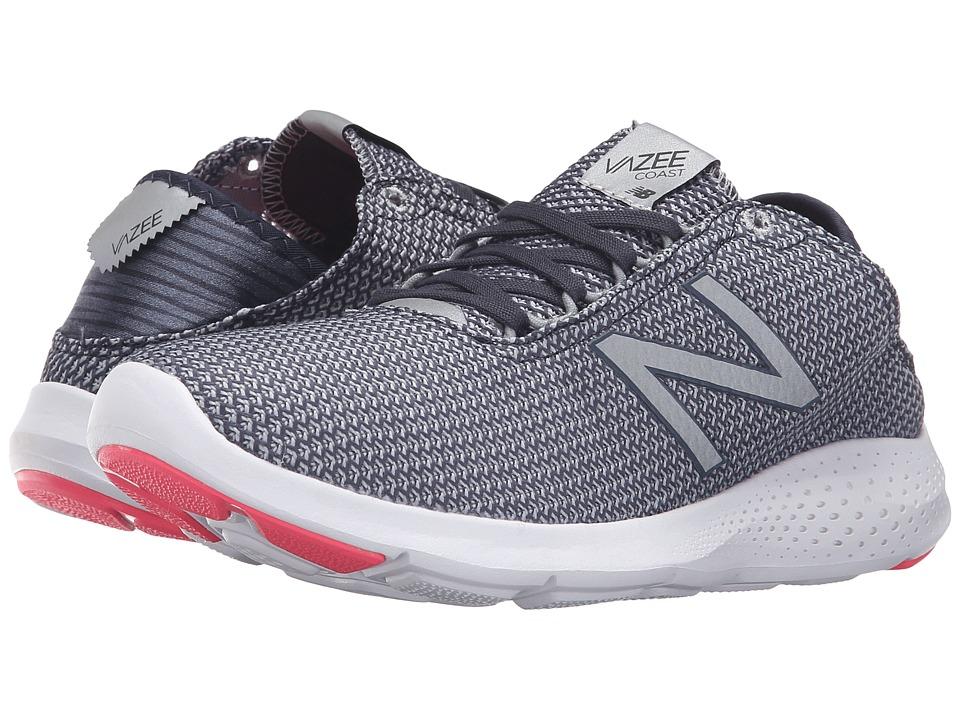 New Balance - Vazee Coast v2 (Grey/White) Women's Running Shoes