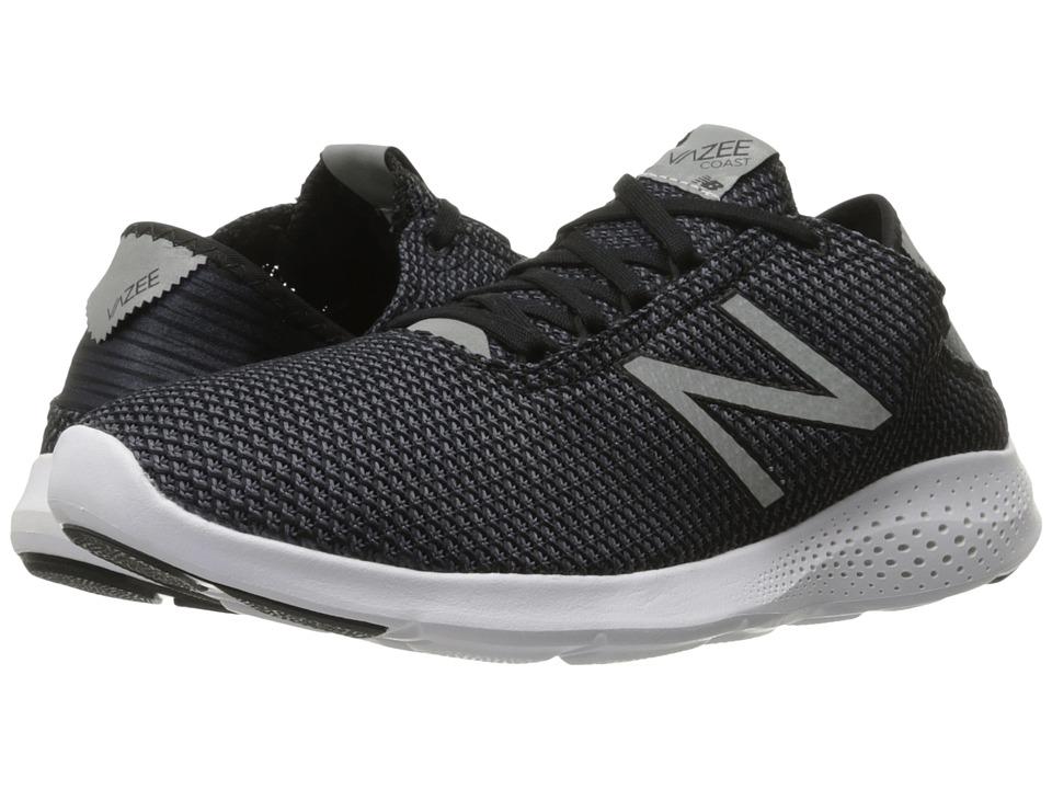 New Balance - Vazee Coast v2 (Black/White) Women's Running Shoes