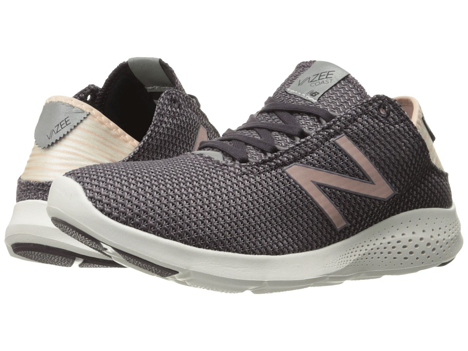 New Balance Vazee Coast v2 (Dark Grey/Pink) Women