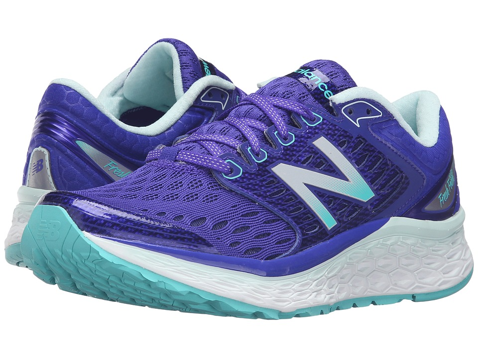 New Balance - Fresh Foam 1080 (Blue/White) Women's Shoes
