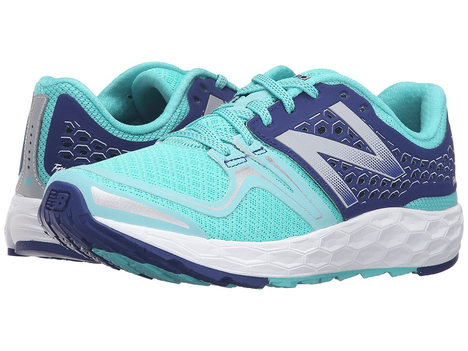 New Balance Fresh Foam Vongo (Blue/White) Women