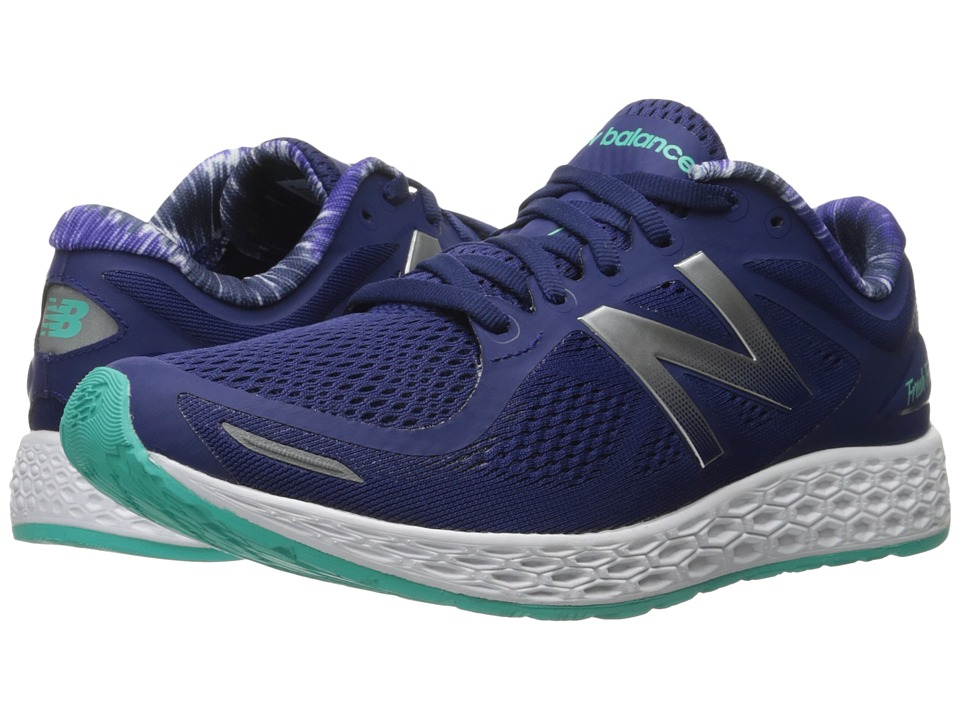 New Balance - Zante v2 (Navy/Teal) Women's Running Shoes