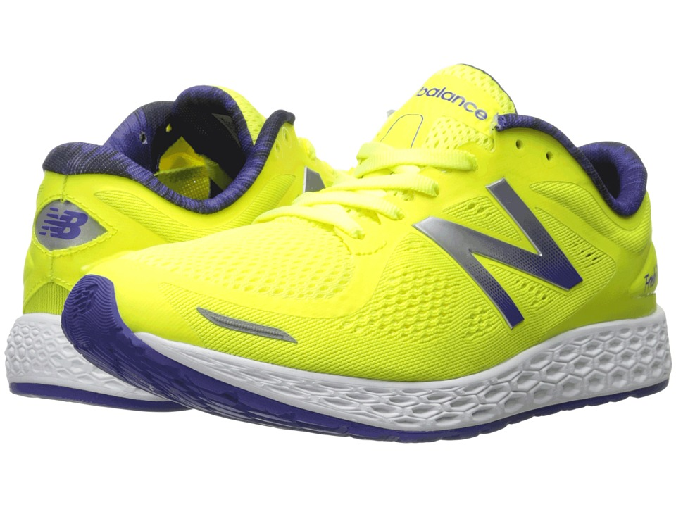 New Balance - Zante v2 (Yellow/Purple) Women's Running Shoes