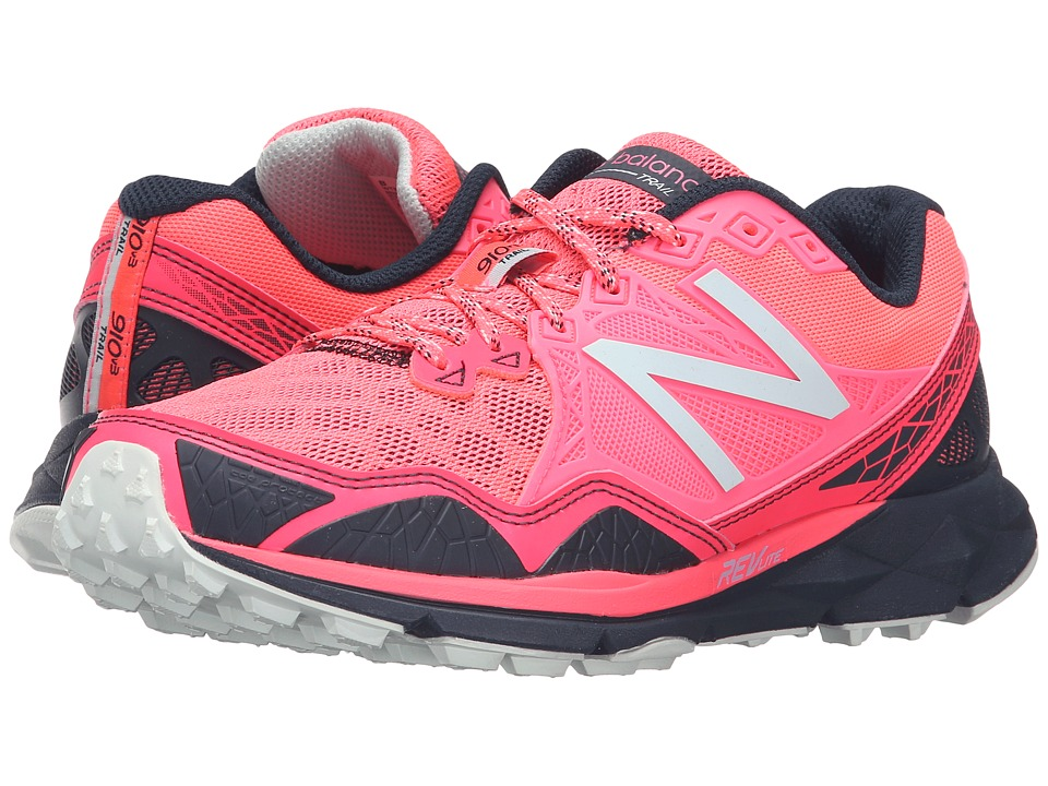New Balance - T910v3 (Pink/Grey) Women's Running Shoes