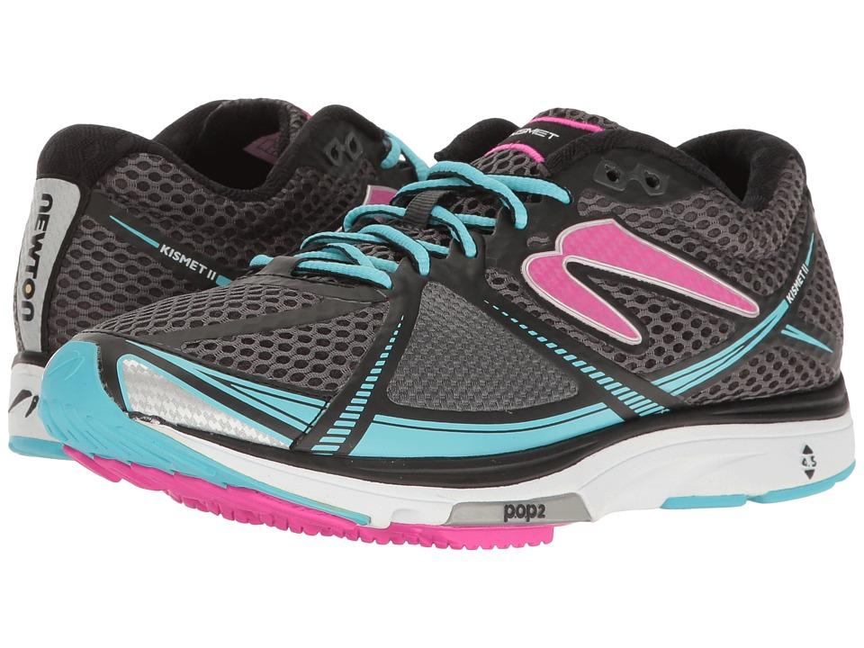 Newton Running - Kismet II (Black/Pink) Women's Running Shoes