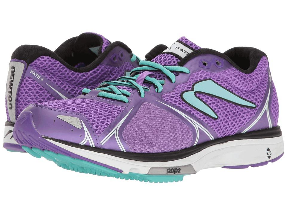 Newton Running - Fate II (Purple/Blue) Women's Running Shoes