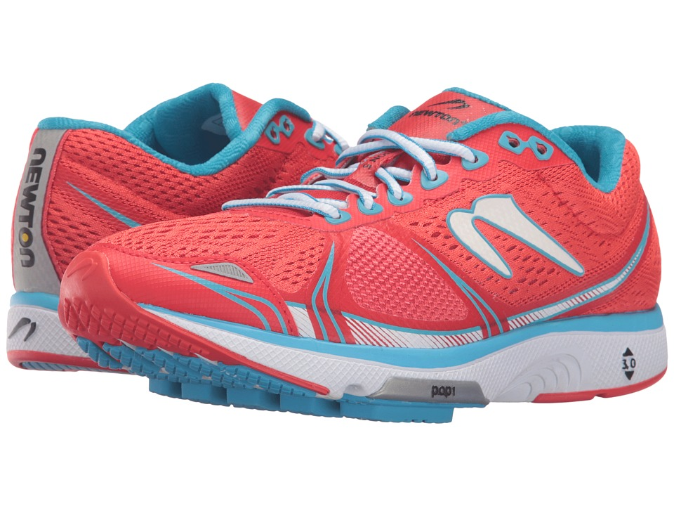 Newton Running - Motion V (Red/Blue) Women's Running Shoes