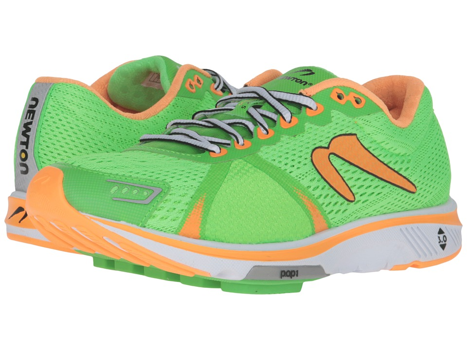 Newton Running - Gravity V (Kiwi/Orange) Women's Running Shoes