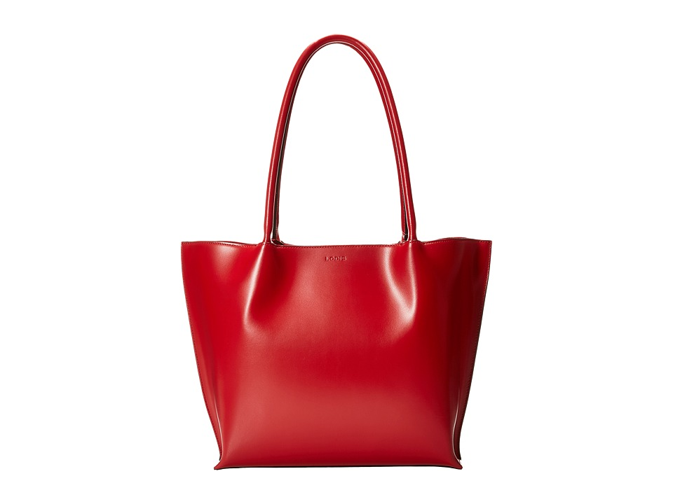 Lodis Accessories - Audrey Ebony Work Tote (Red) Tote Handbags