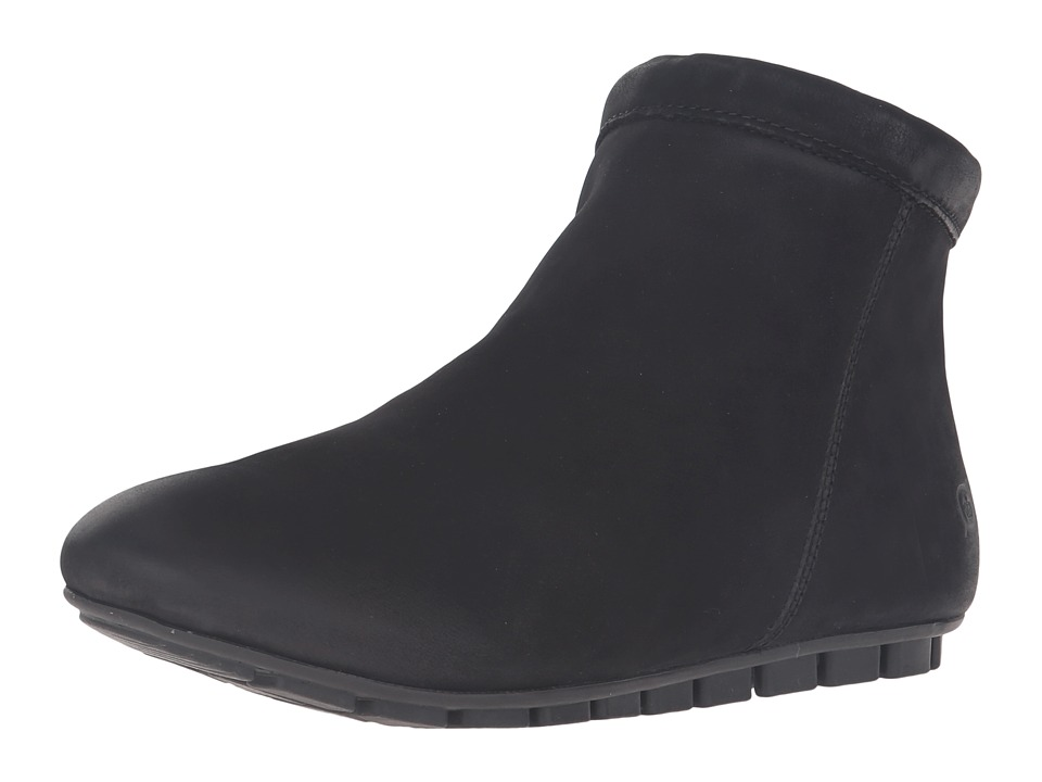 Born - Nuku (Black Full Grain Leather) Women's Shoes