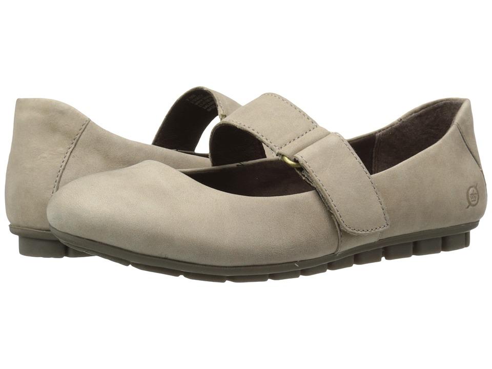 Born - Malli (Marmotta Full Grain Leather) Women's Flat Shoes
