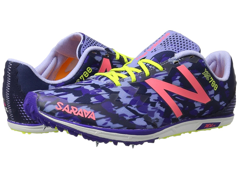New Balance - XCS700 V4 (Purple/Pink) Women's Running Shoes