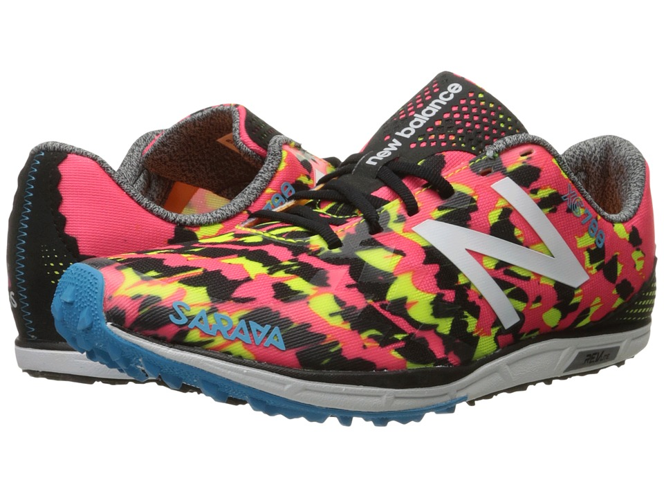 New Balance - XCS700 V4 (Pink/Black) Women's Running Shoes