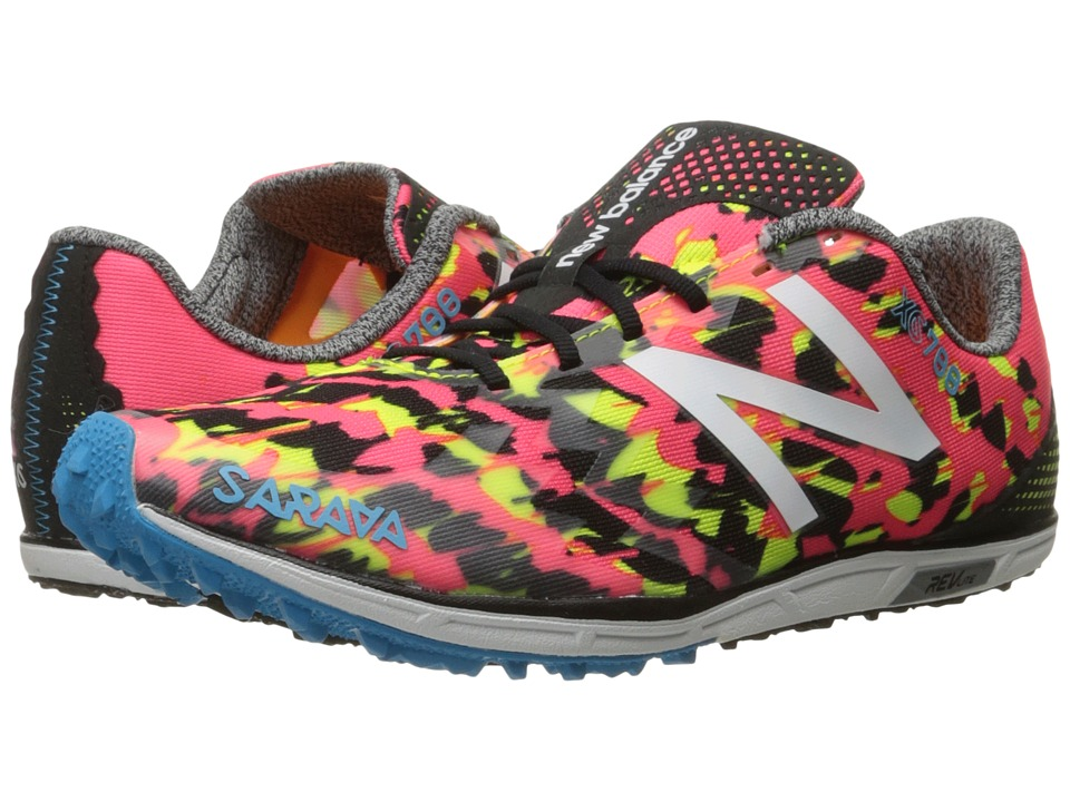 New Balance - XCR700 V4 (Pink/Black) Women's Running Shoes