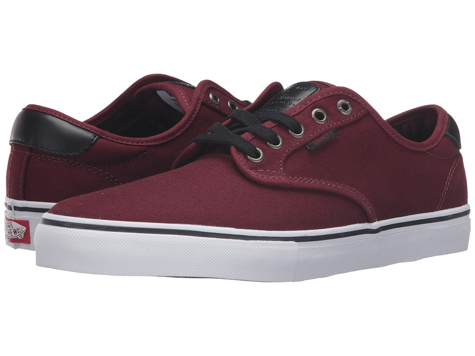 Vans - Chima Pro ((Plaid) Port) Men's Skate Shoes