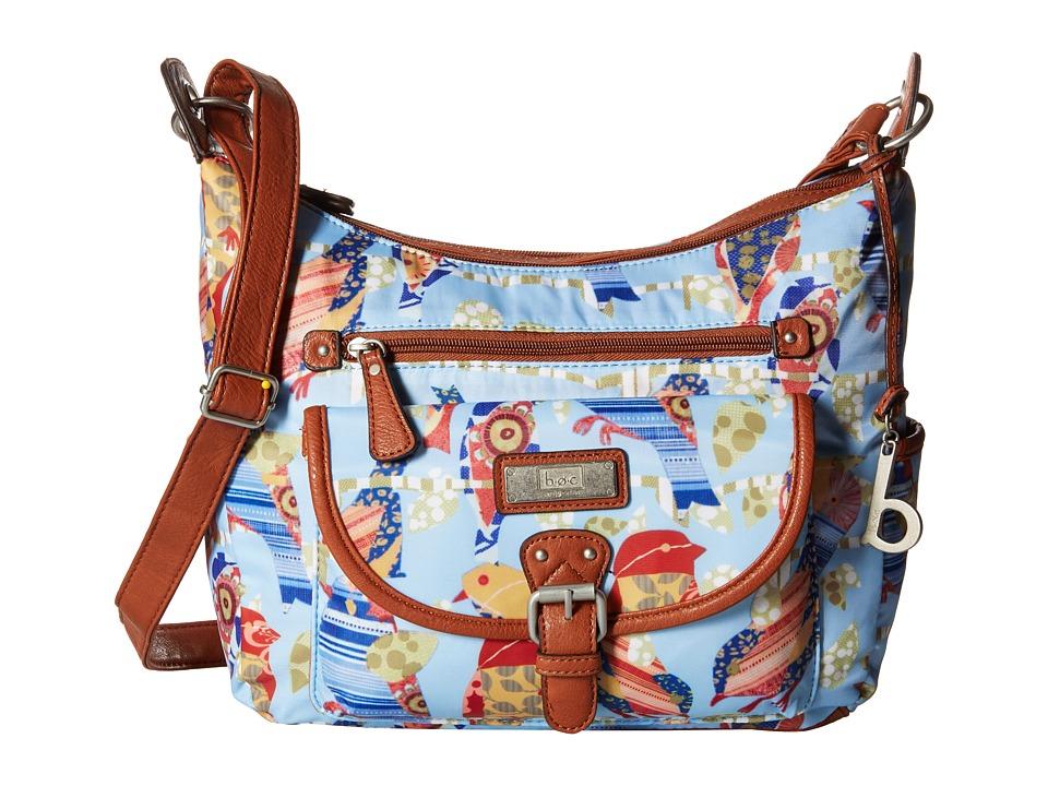 b.o.c. - Primavera Crossbody Hobo (Bird) Cross Body Handbags
