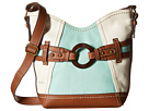 Nayarit Color Block Tulip Crossbody