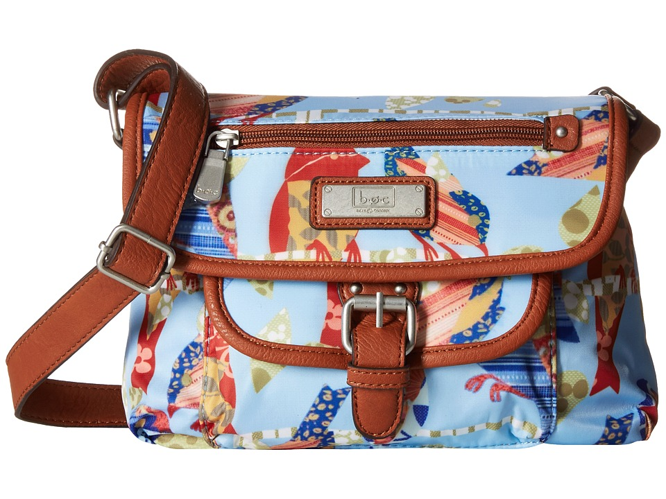 b.o.c. - Primavera East/West Flap Crossbody (Bird) Cross Body Handbags
