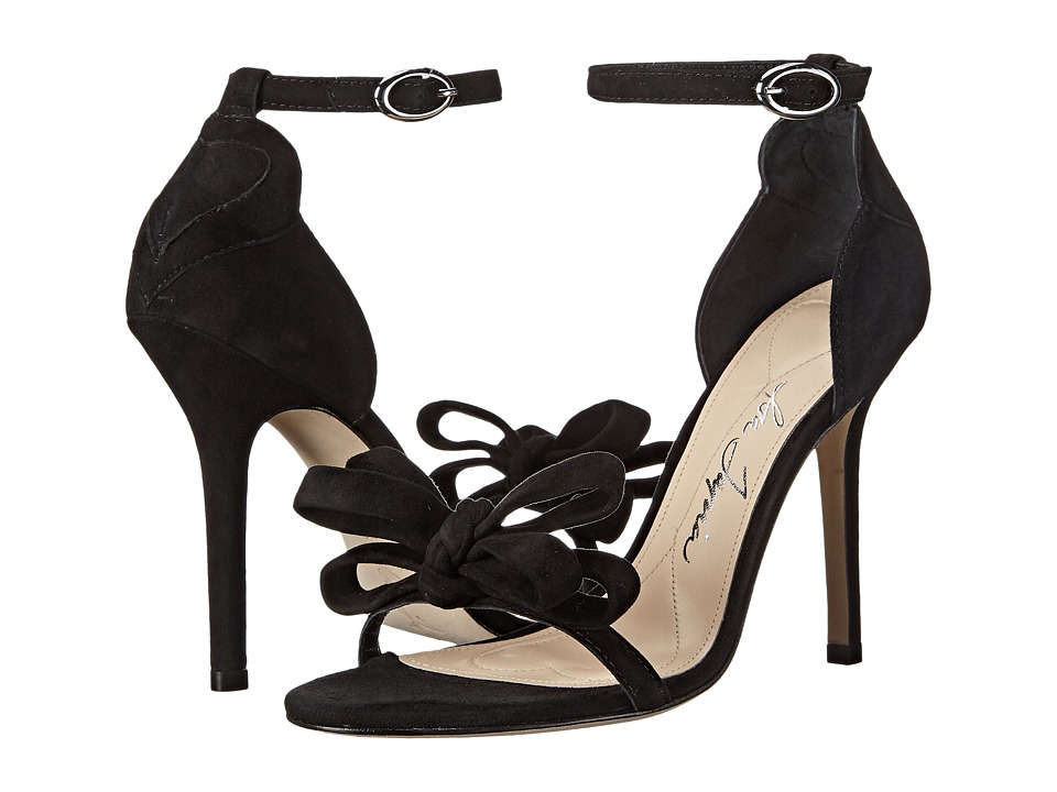 Isa Tapia Shelby (Black Suede) Women