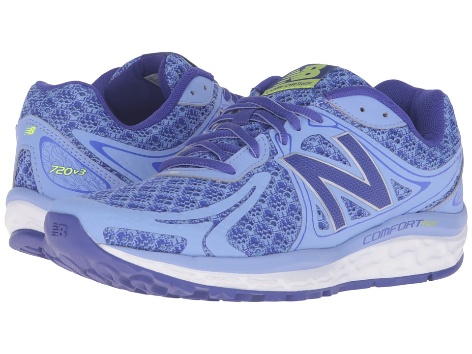 New Balance - 720v3 (Purple/Silver) Women's Running Shoes