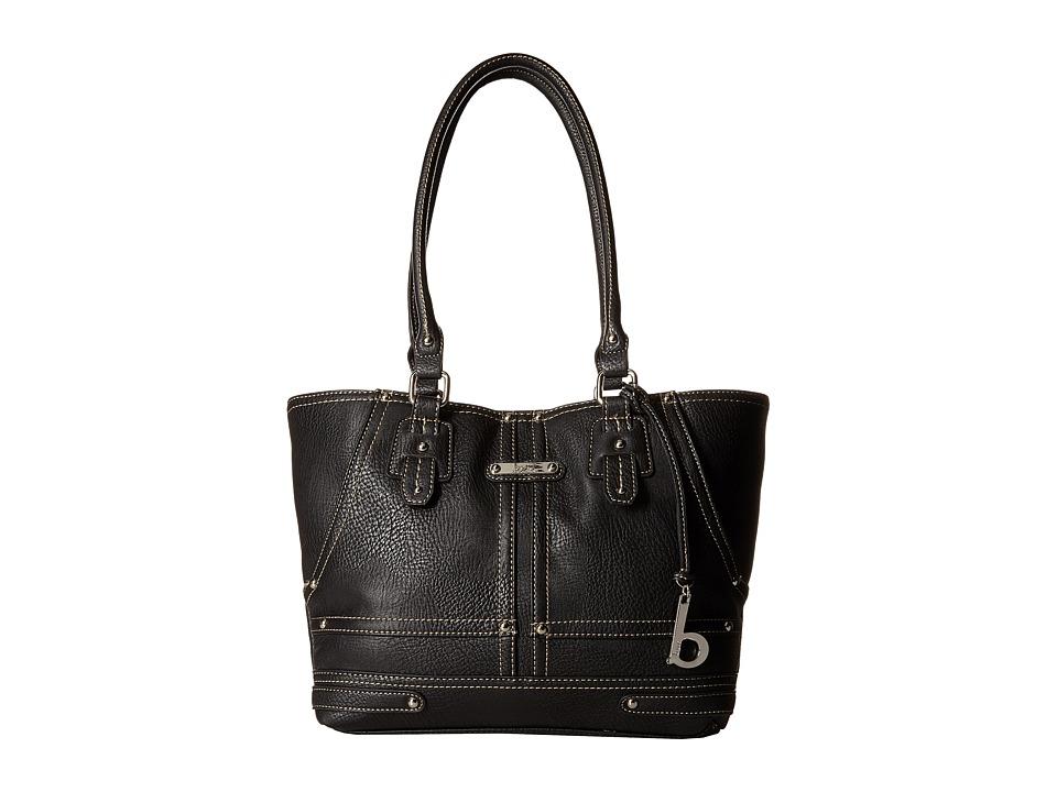 b.o.c. - Taverton East/West Tote (Black) Tote Handbags