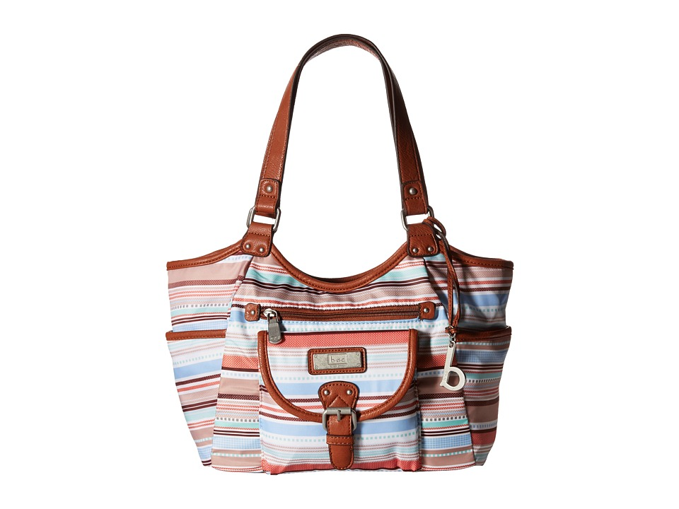 b.o.c. - Primavera Shopper (Stripe) Tote Handbags