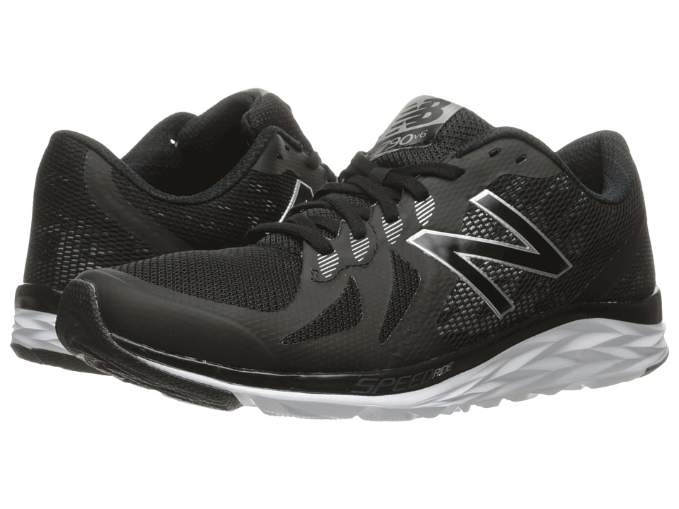 New Balance 790v6 (Black/Silver) Men