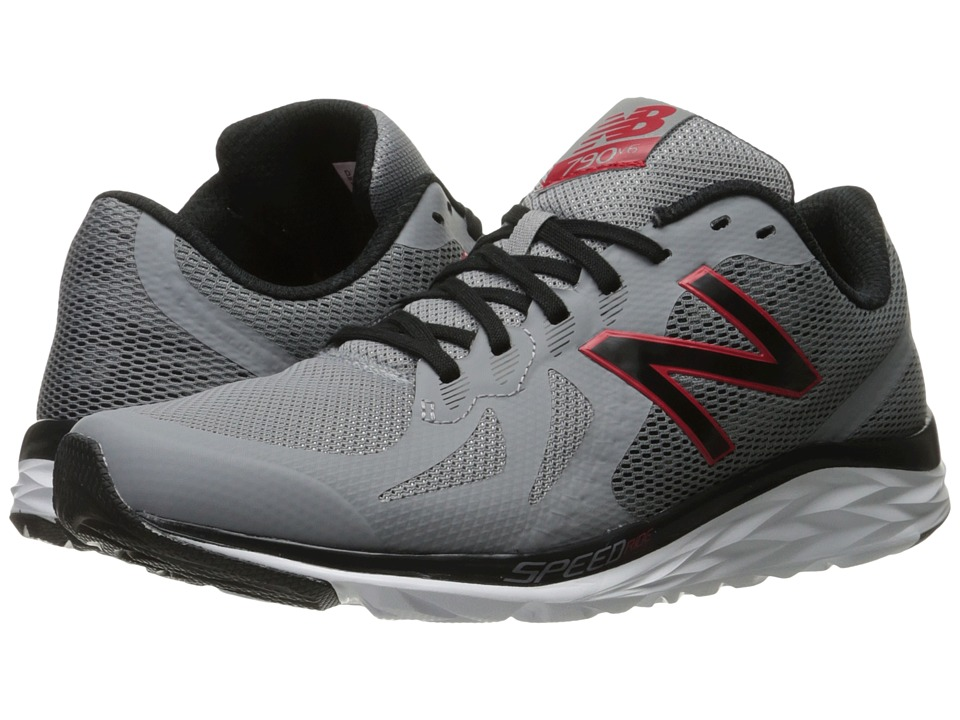 New Balance 790v6 (Steel/Crimson) Men