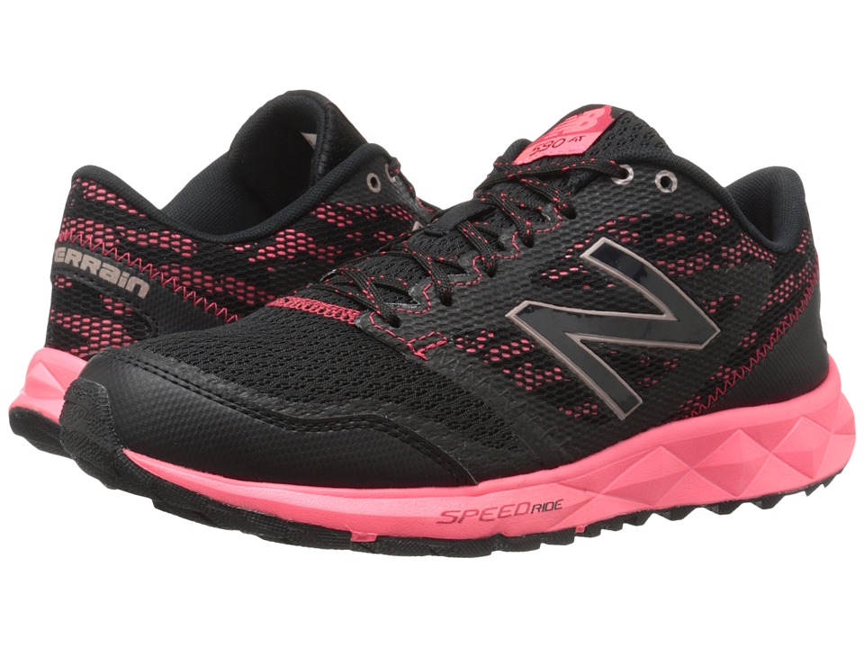 New Balance - 590 V2 (Black/Pink) Women's Running Shoes