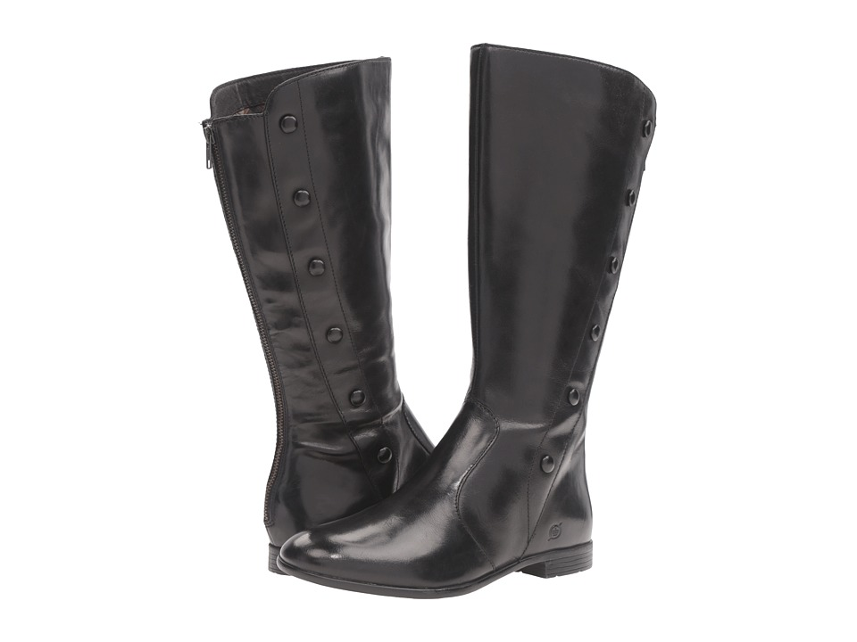 Born - Britt (Black Full Grain Leather) Women's Shoes