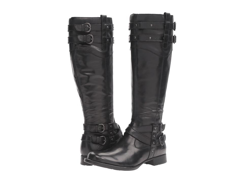 Born - Nalani (Black Full Grain Leather) Women's Shoes