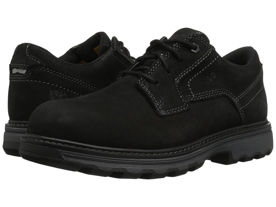Caterpillar Tyndall ESD Steel Toe (Black) Men