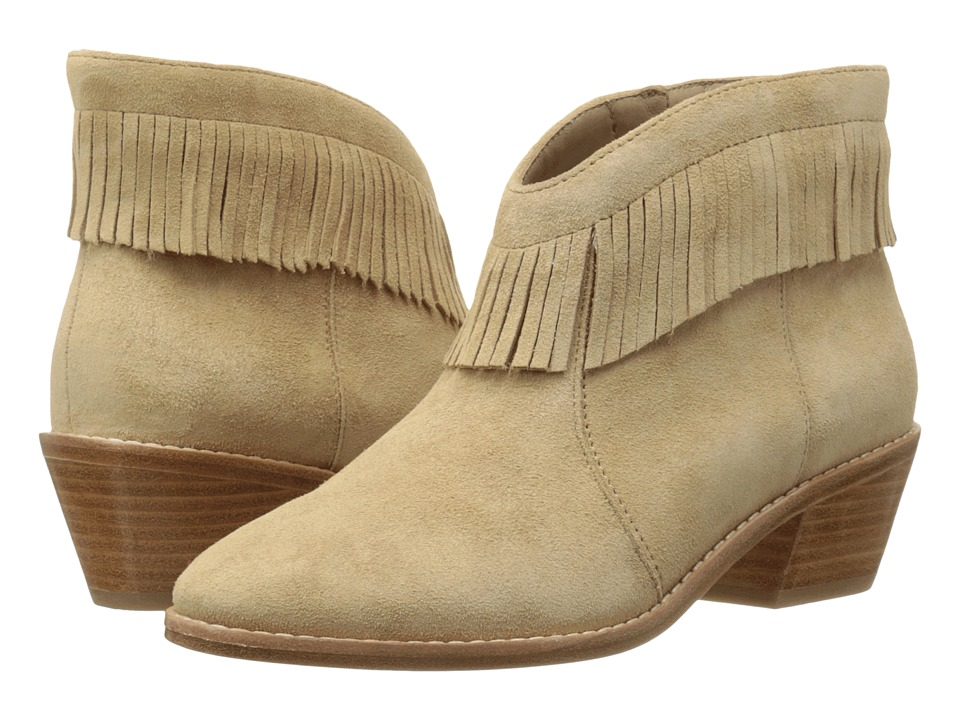 Joie - Makena (Buff) Women's Pull-on Boots
