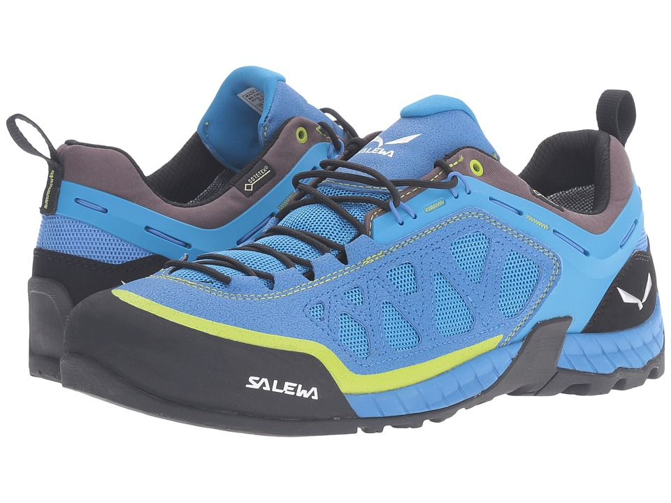 SALEWA - Firetail 3 GTX (Royal Blue/Monster) Men's Shoes