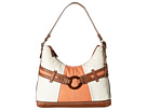 Nayarit Color Block Scoop Hobo