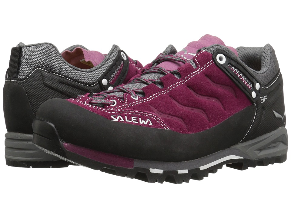 SALEWA Mountain Trainer (Red Onion/Quiet Shade) Women's Shoes