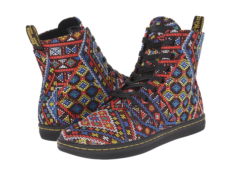 Dr. Martens - Hackney (Aztec Print) Women's Shoes