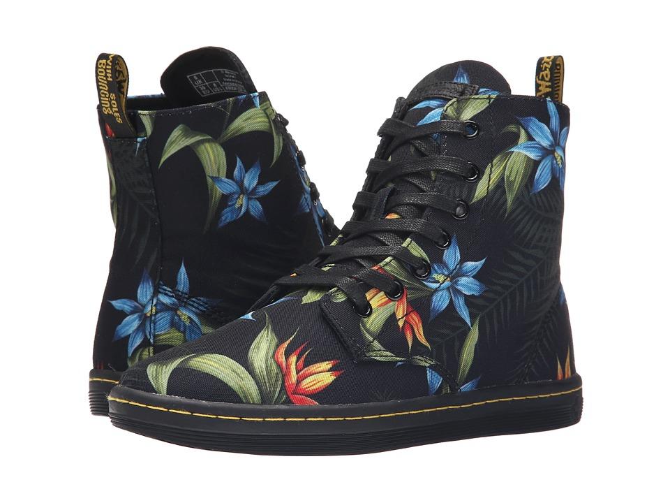 Dr. Martens - Hackney (Hawaiian Floral) Women's Shoes
