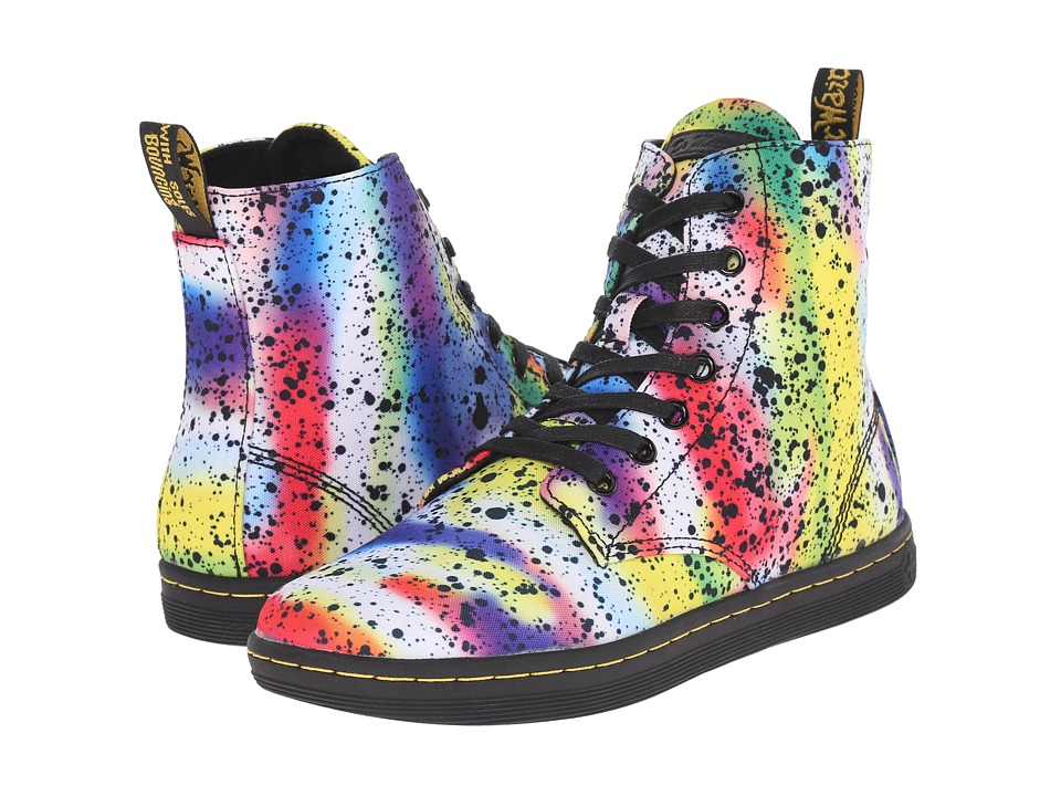 Dr. Martens - Hackney (Multi Psych) Women's Shoes