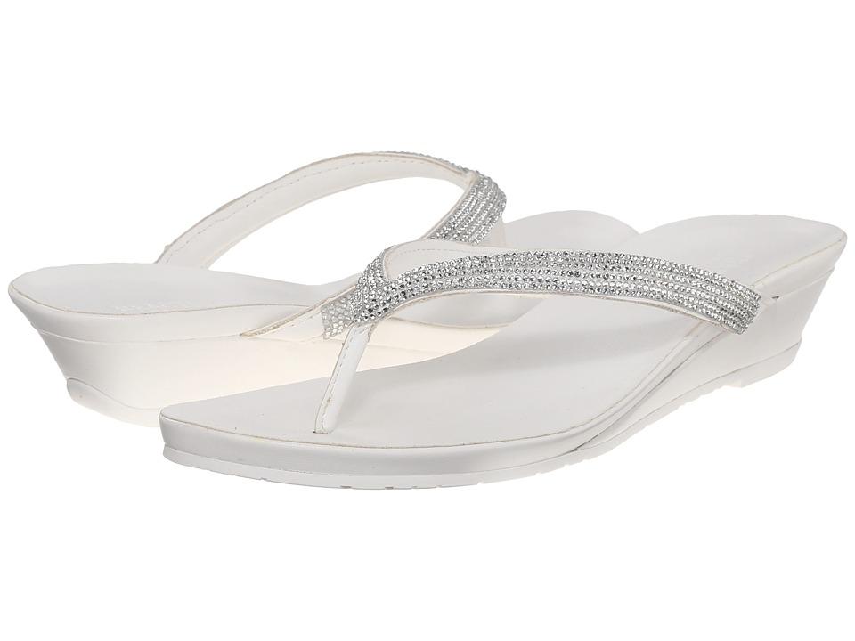 Kenneth Cole Reaction - Great Time (White) Women's Sandals