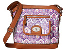 Rosebank North/South Crossbody Mosaic