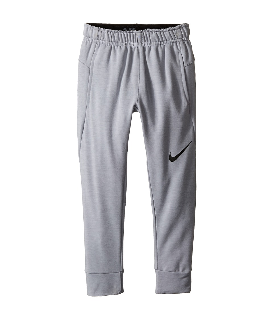 Nike Kids - Training Fleece Pants (Toddler) (Wolf Gray Heather) Boy's Casual Pants