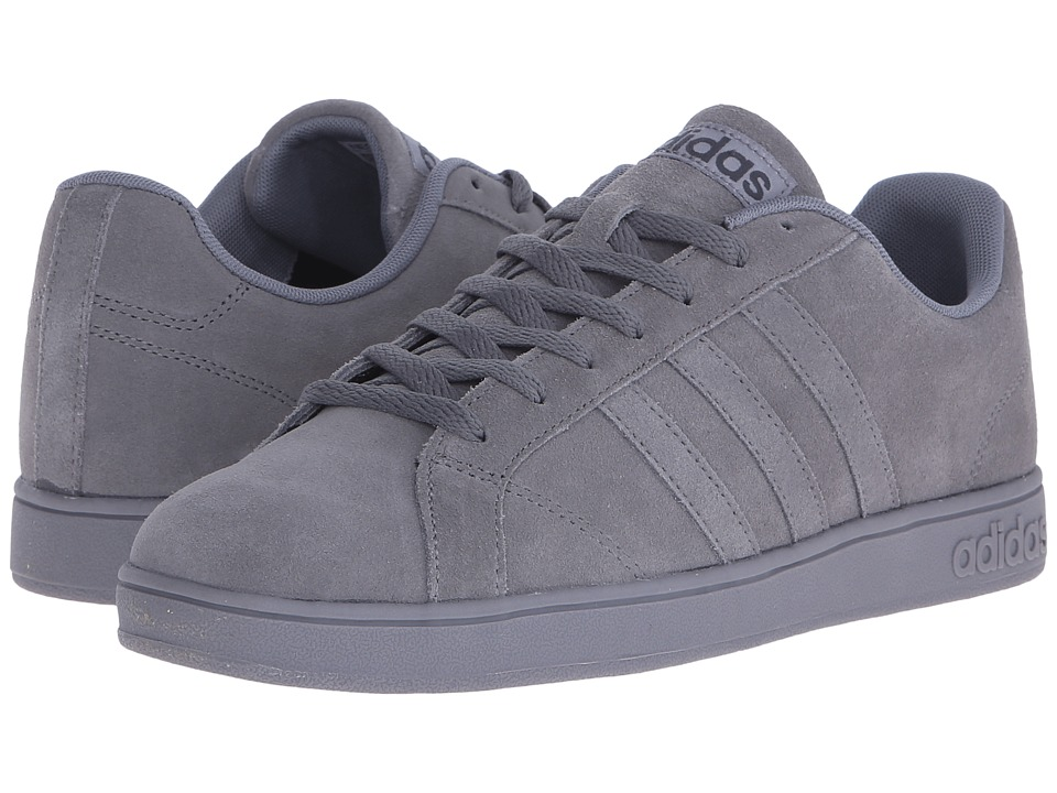 adidas - Advantage VS (Grey/Grey/Grey) Men's Shoes