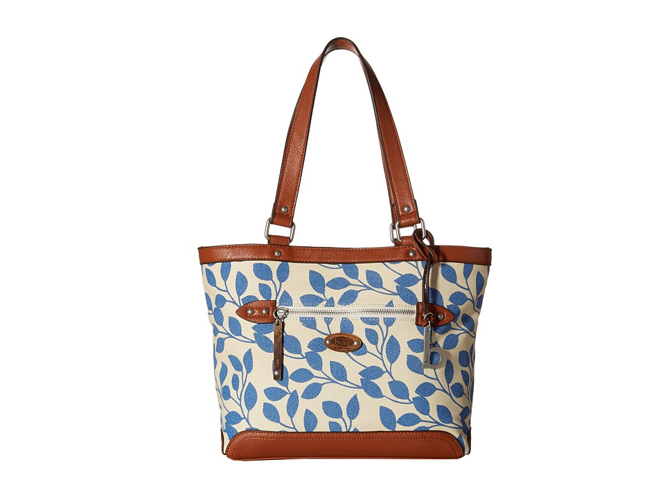 b.o.c. - Santa Barbara Tote (Marine Leaves) Tote Handbags